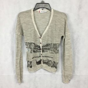 Anthropologie Aldomartins cardigan